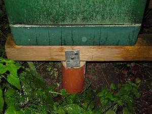 Segeberger Wanderboden (alt) mit 8 mm Flugschlitz